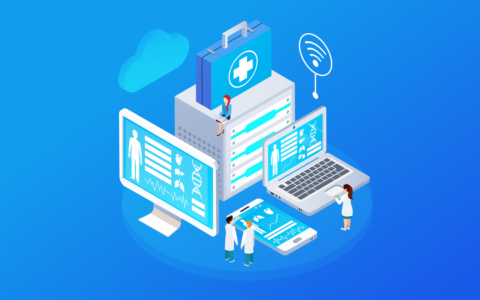 Features and Advantages of Hospital Management Software